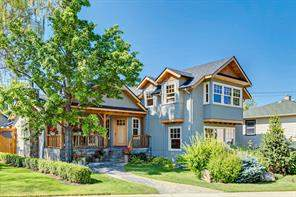 West Hillhurst Detached home in Calgary Listing