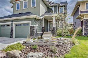 Detached Canals Airdrie real estate