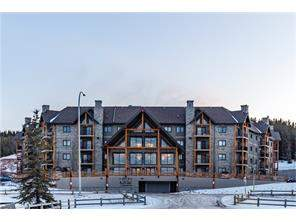 #208 77 George Fox Tr, Cochrane, Apartment homes