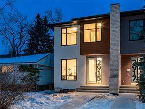 2915 7 AV Nw, Calgary, Parkdale Attached Listing