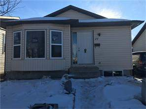 27 Whitworth RD Ne, Calgary, Detached homes