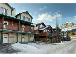 #200 828 6th St, Canmore, South Canmore Attached