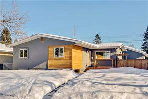 4208 26 ST Nw, Calgary, Brentwood Detached Listing