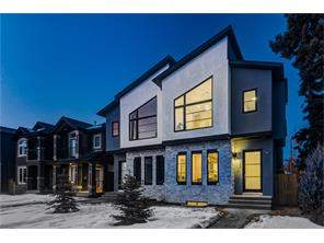 1326 19 AV Nw, Calgary, Attached homes