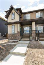 Fireside Attached home in Cochrane