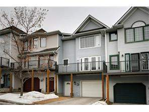 Patterson Calgary Attached homes