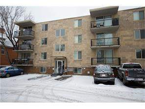 #104 1727 10a ST Sw, Calgary, Upper Mount Royal Apartment