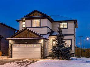 908 Prairie Springs DR Sw, Airdrie, Detached homes