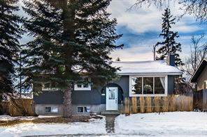 11135 Southdale RD Sw, Calgary, Detached homes