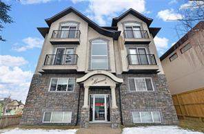 Apartment Garrison Woods Calgary real estate