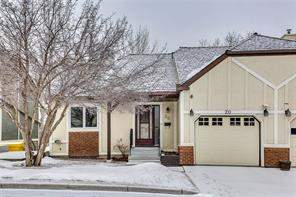 20 Coach Side Tc Sw, Calgary, Attached homes