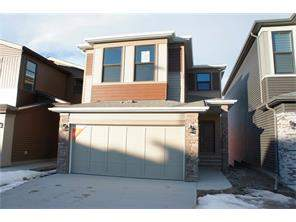 Detached Livingston Calgary real estate