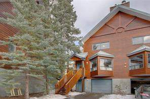 Attached Benchlands Canmore Real Estate