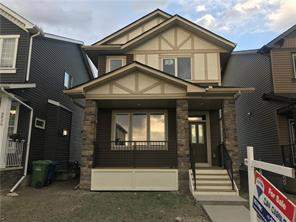 Ravenswood Airdrie Detached homes
