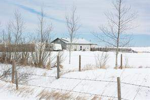 None Rural Wheatland County Detached homes