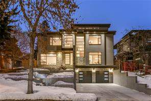 712 Crescent Bv Sw, Calgary, Detached homes