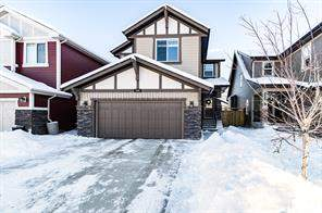 Sunset Ridge Cochrane Detached homes