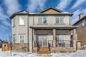 1121 Channelside WY Sw, Airdrie, Canals Detached