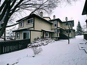 #18 115 Bergen RD Nw, Calgary, Attached homes