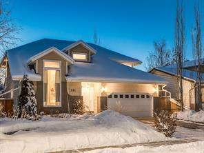 241 Sun Canyon CR Se, Calgary, Detached homes