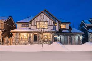 West Springs Calgary Detached homes