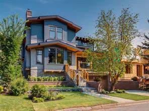 Elbow Park Calgary Detached homes