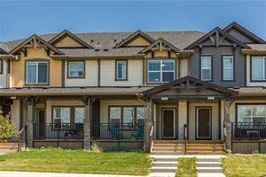 128 Clydesdale Wy, Cochrane, Attached homes