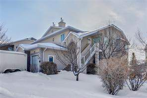 98 Sierra Morena Gr Sw, Calgary, Attached homes