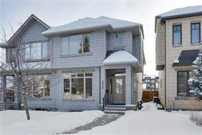 2415 32 AV Sw, Calgary, Attached homes