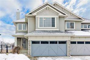 Cougar Ridge Calgary Attached homes