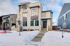 120 Burma Star RD Sw, Calgary, Attached homes