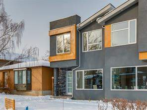 West Hillhurst Calgary Attached homes