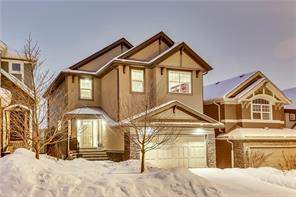 Detached Aspen Woods Calgary real estate
