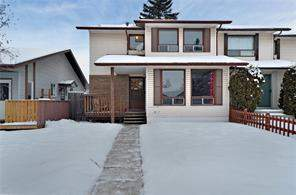Temple Attached home in Calgary