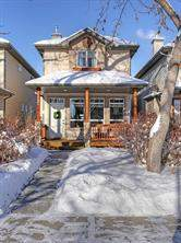 1524 19 AV Nw, Calgary, Detached homes