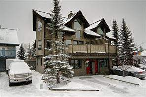 #2 1000 Cougar Creek Dr, Canmore, Attached homes