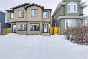 4033 79 ST Nw, Calgary, Attached homes