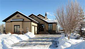 Elbow Valley Estates Rural Rocky View County Detached homes