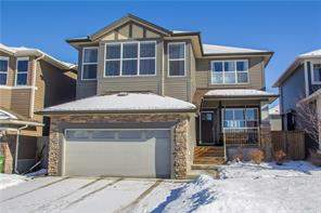 Luxstone Detached home in Airdrie