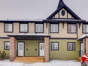 Sagewood Airdrie Attached homes