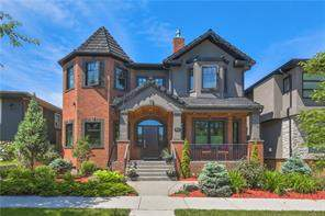Detached Bridgeland/Riverside Calgary real estate