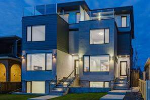 Bridgeland/Riverside Attached home in Calgary