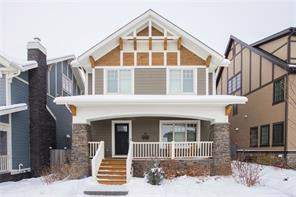 43 Dieppe DR Sw, Calgary, Currie Barracks Detached Listing