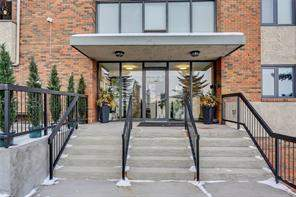 Crescent Heights Apartment home in Calgary