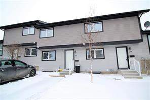 Big Springs Attached home in Airdrie