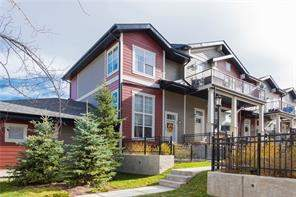 Cranston Calgary Attached homes