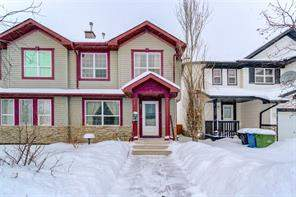 Attached Taradale Calgary real estate