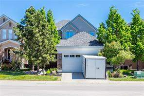 52 Cranleigh WY Se, Calgary, Detached homes