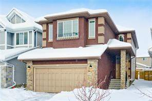 Detached Cranston Calgary real estate