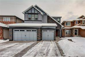 Detached Panorama Hills Calgary Real Estate